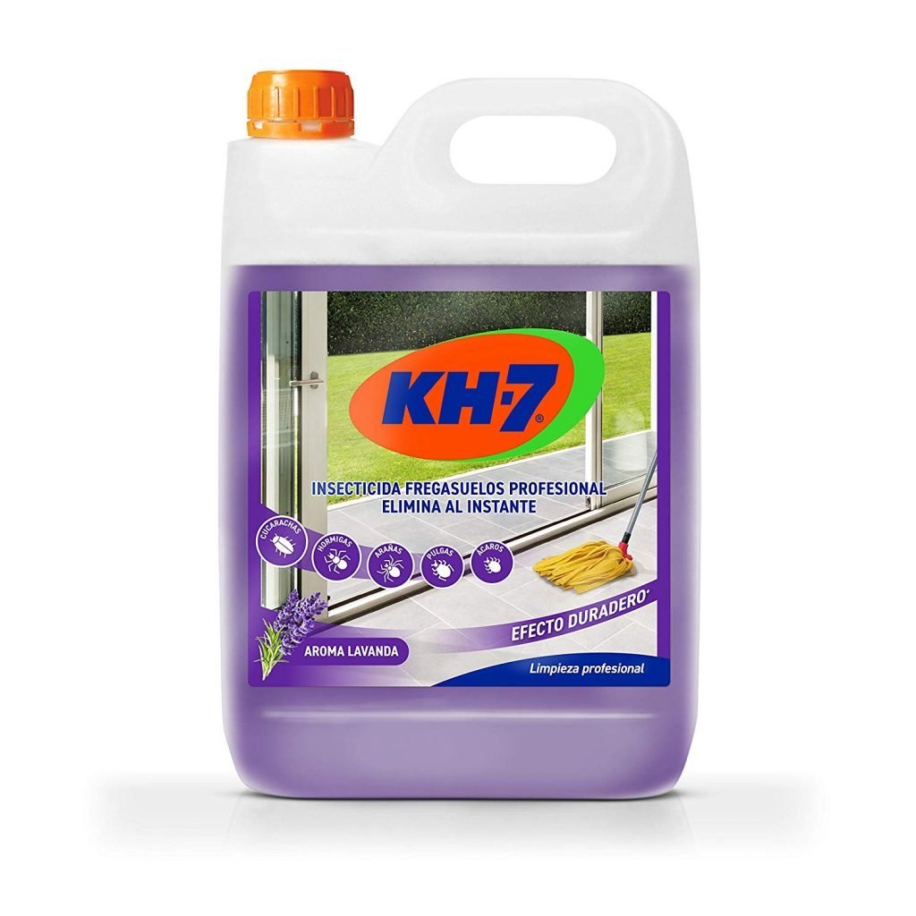 KH Profesional - Limpiasuelos insecticida, 5l